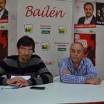 El secretario de organización de IU cierra la campaña en Bailén
