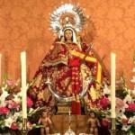 La Parroquia de San José Obrero regala un manto a la Virgen de Zocueca