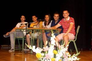 Azurro, equipo ganador de la XIII Concurso ¿Tienes Conocimiento