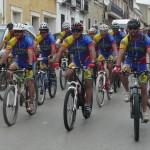 Éxito de participación en el Día de la Bicicleta organizado por la Parroquia de San José Obrero