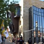 El Museo reabre sus puertas con la protesta por la Batalla de Baécula como testigo