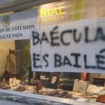 El IEB convoca una manifestación bajo el lema Baécula es Bailén y no Santo Tomé