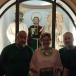 La cofradía de San Juan celebra una nueva edición de su tradicional velada