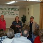 Alta participación de las personas mayores en las actividades organizadas en Bailén