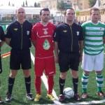 La final de la Copa Subdelegado sirvió de homenaje para los hermanos Pérez Garzón