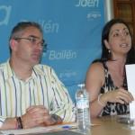 El Partido Popular analiza el nuevo museo y la Batalla de Baécula