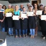 Finaliza el taller de la cocina en tiempos de crisis