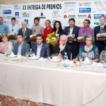 Amigos del Deporte entrega los premios a deportistas locales y provinciales