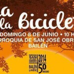 Las calles de Bailén se llenarán de bicicletas este domingo