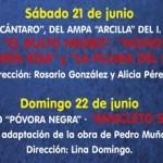 Fin de semana teatral en Bailén