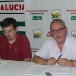 IU lamenta la elección de Martínez como secretario local del PA