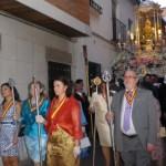 Bailén celebra el día de su patrona, la Virgen de Zocueca
