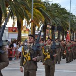 Las descargas vuelven a protagonizar el 19 de julio en Bailén