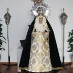 Las costaleras marcarán el paso en la festividad de la Virgen de los Dolores