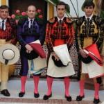 La cuadrilla de El Fandi sufre un accidente en el término de Bailén