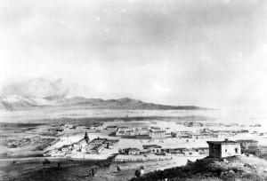 Los Ángeles, 1853
