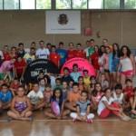 Kin ball para jóvenes bailenenses