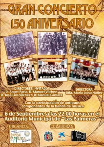 Concierto 150 Aniversario