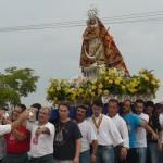 La patrona de Bailén peregrina este domingo hasta Zocueca