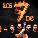 Los 7 de los Carapapas actuarán este octubre en Bailén