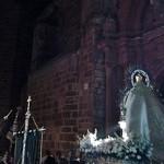La procesión de la Virgen de la Cabeza pone fin a una semana de celebraciones
