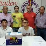 Francisco David Anguita se convierte en secretario comarcal del PCA