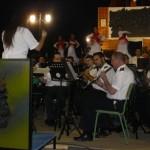 Un concierto de época pone fin a los actos de recreación de la Batalla