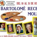 El IEB mostrará las obras de Bartolomé Recena