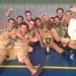 Ultraciegos Fito Bailén se alza con la liga local de baloncesto