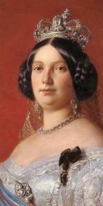 Isabel II, Reina de España.