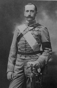 Infante don Carlos de Borbón Dos-Sicilias.