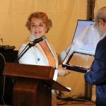 Simona Villar inaugura las fiestas del Barrio del Pilar
