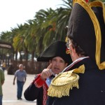 Los personajes históricos cobran vida para enseñar Bailén