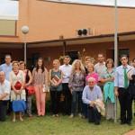 Investigadores de un encuentro científico internacional de la UNIA visitan Innovarcilla