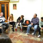 El líder del PP se somete al examen de los jóvenes en el I Foro de Nuevas Generaciones de Bailén