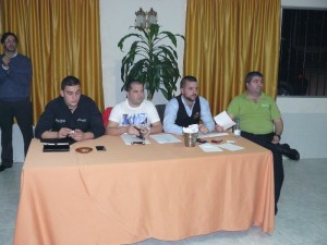 Reunión Hostelería - 1