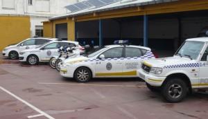 Vehículos Policía3