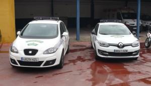 Vehículos Policía2