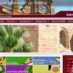 La web del ayuntamiento de Bailén, líder de la provincia en transparencia