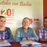 Los independientes valoran el último pleno y presentan la revista AIB Informa