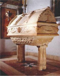 Sepulcro de Santa Victoria en Monte Mategnano