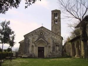 Iglesia románica de Santa Victoria (Monteleone Sabino, Italia)