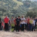 El senderismo y el parkour copan la actividad del pasado fin de semana en el Noviembre Joven