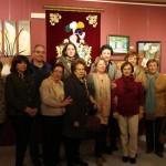 La exposición Sensaciones recoge los trabajos de las Amas de Casa