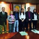 Bailén firma el convenio para la prevención del absentismo escolar y recibirá cerca de tres mil euros