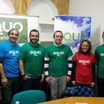 EQUO constituye su asamblea local en Bailén