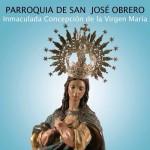 Cultos para conmemorar la Inmaculada Concepción