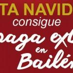 El ayuntamiento regala 1.000 euros por comprar en Bailén