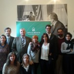 Innovarcilla viaja hasta Bruselas para darse a conocer en el sector de la edificación sostenible
