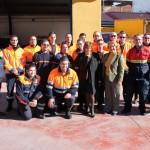 La Agrupación de Voluntarios de Protección Civil duplica sus intervenciones en un año
